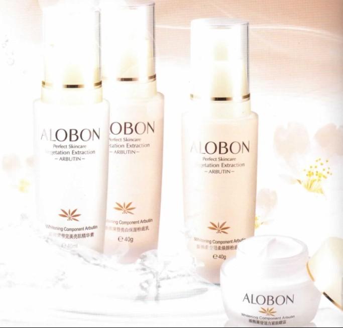 雅邦alobon熊苷美白保湿八件套 雅邦化妆品